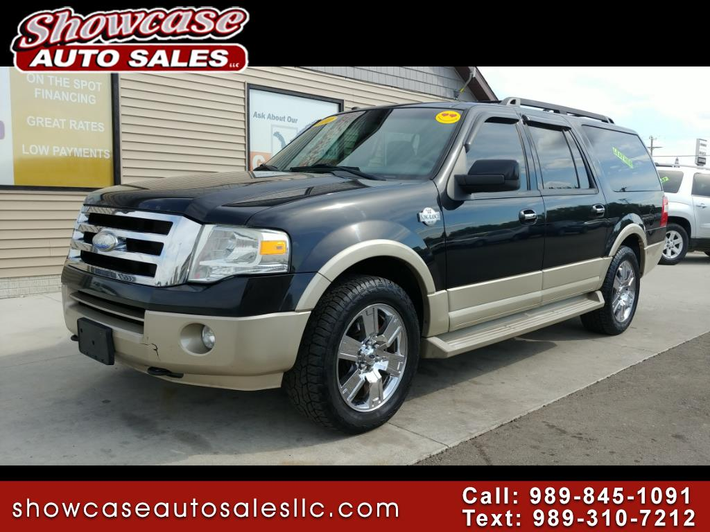 2010 Ford Expedition EL 4WD 4dr King Ranch