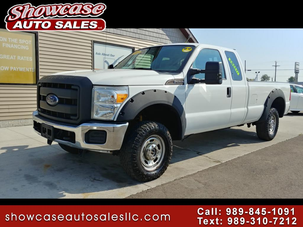 2012 Ford Super Duty F-250 SRW 4WD SuperCab 142