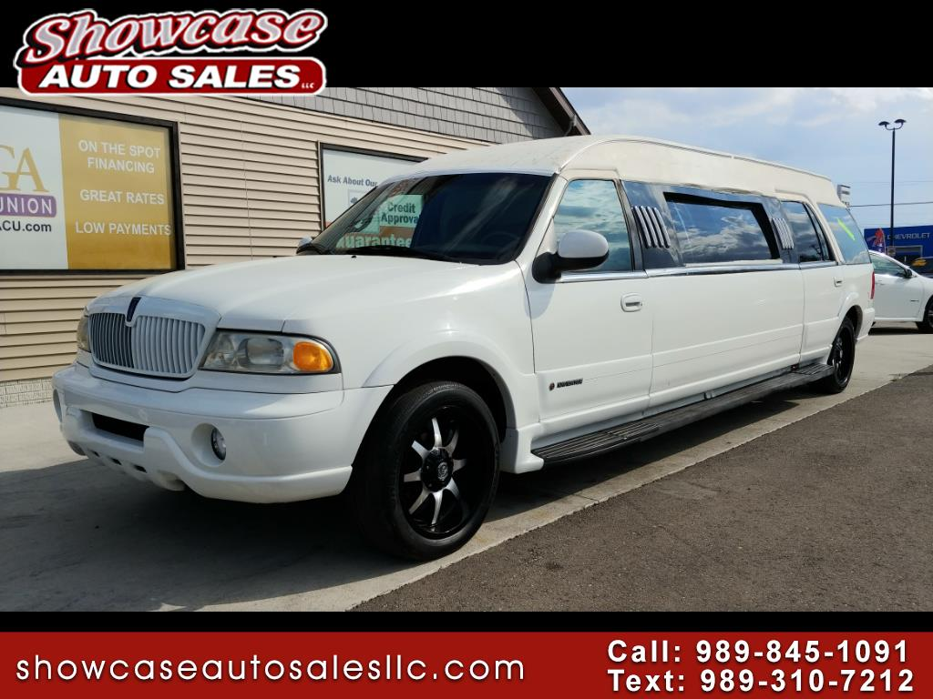 1998 Ford Expedition Limo