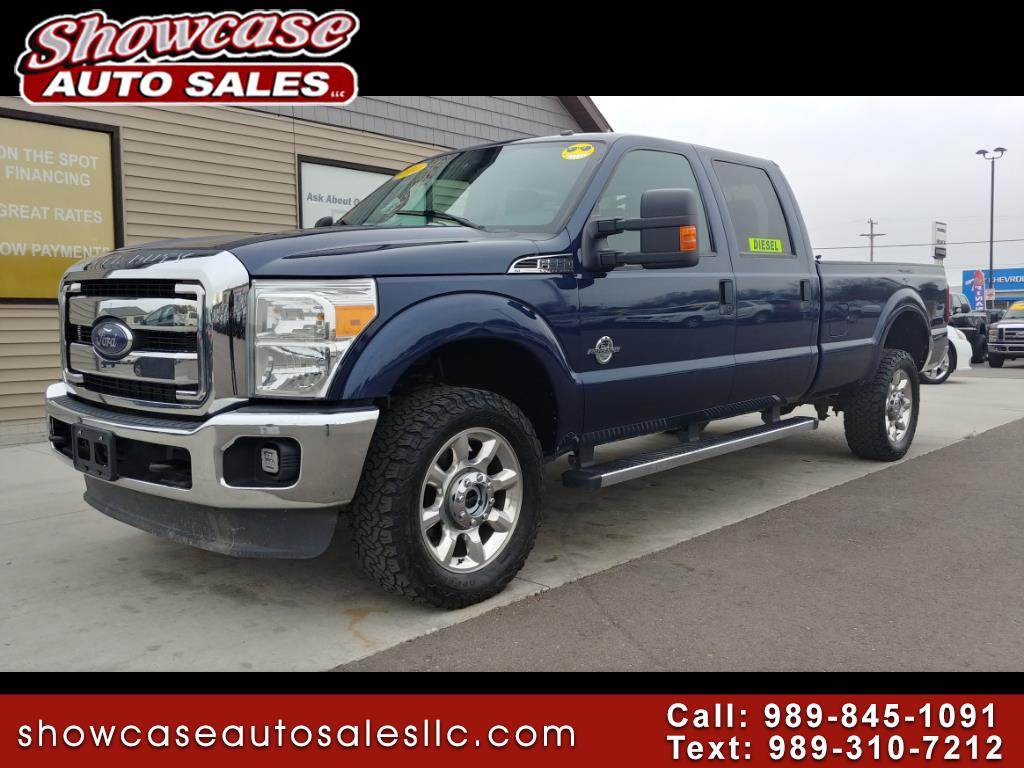 2014 Ford Super Duty F-350 SRW 4WD Crew Cab 172