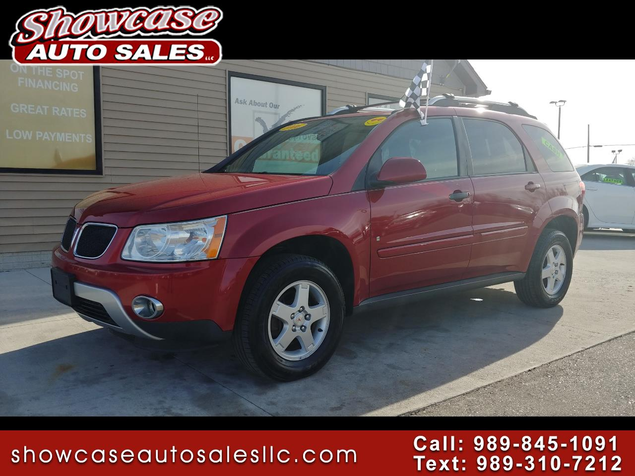 used 2006 pontiac torrent awd 4dr for sale in chesaning mi 48616 showcase auto sales. Black Bedroom Furniture Sets. Home Design Ideas