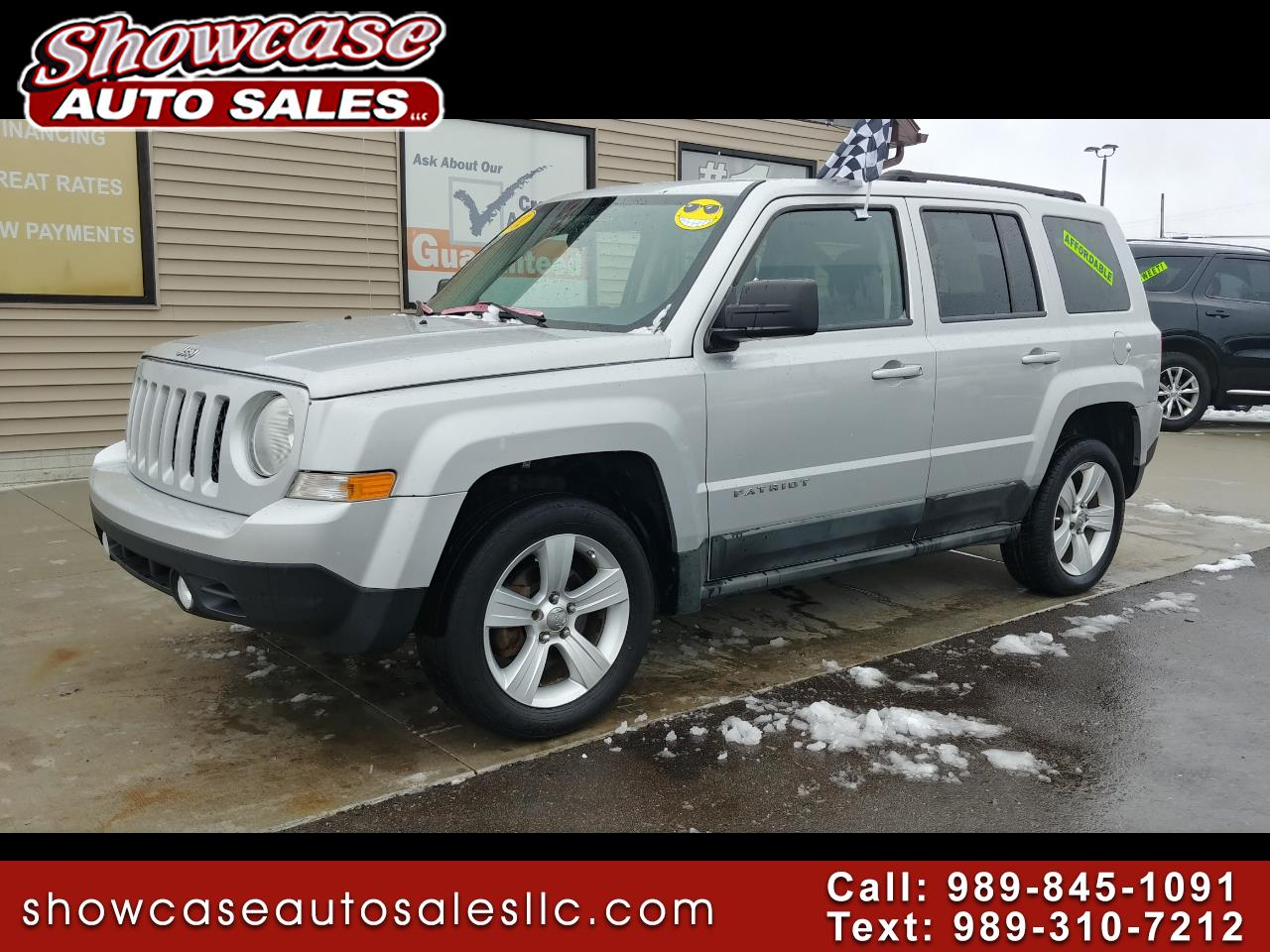 Used Cars For Sale Chesaning Mi 48616 Showcase Auto Sales 2011 Jeep Patriot Fuel Filter 4wd 4dr Latitude