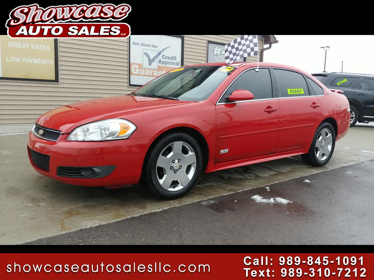 2009 Chevrolet Impala 4dr Sdn SS *Ltd Avail*