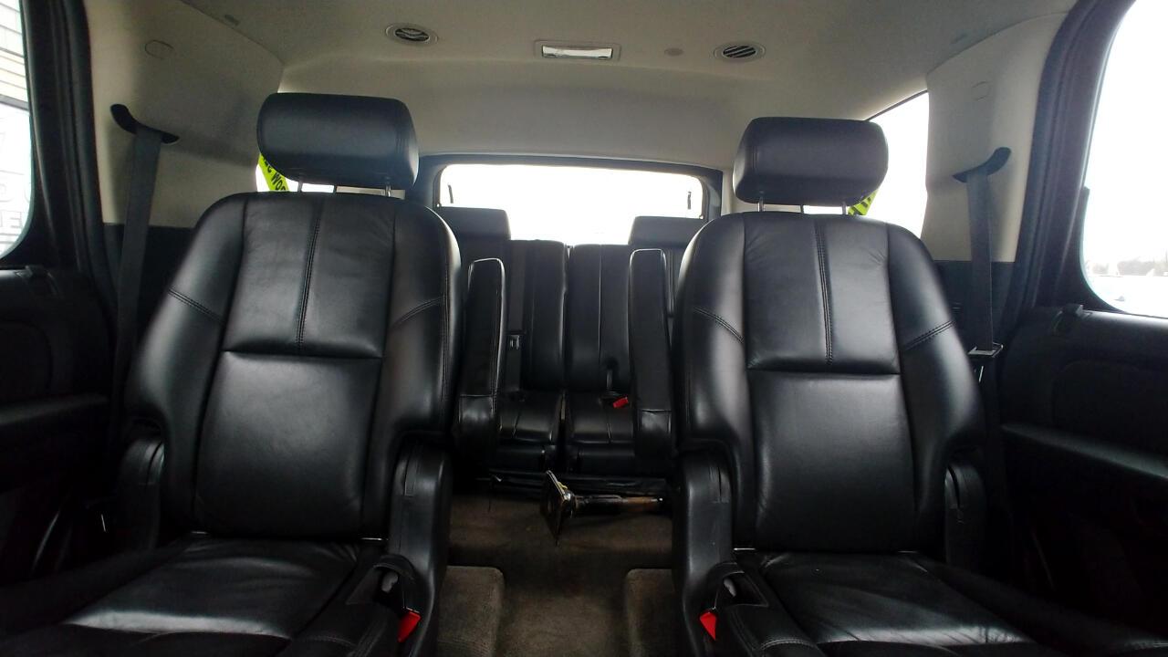 2007 Chevrolet Tahoe 4WD 4dr 1500 LTZ
