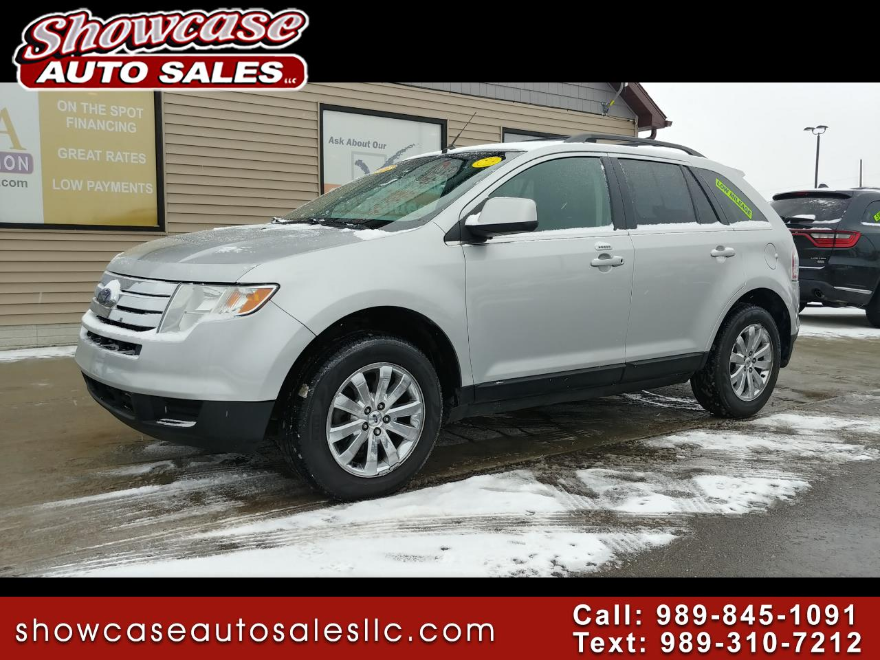 2009 Ford Edge 4dr Limited FWD