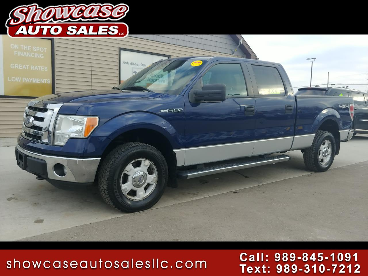 2011 Ford F-150 4WD XLT