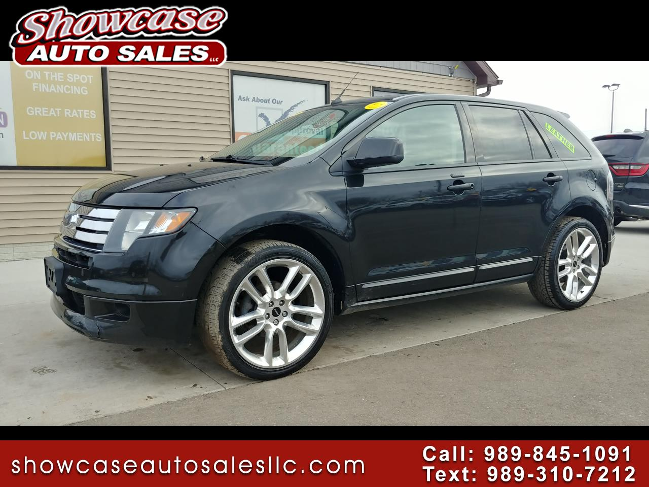 2010 Ford Edge 4dr Sport AWD