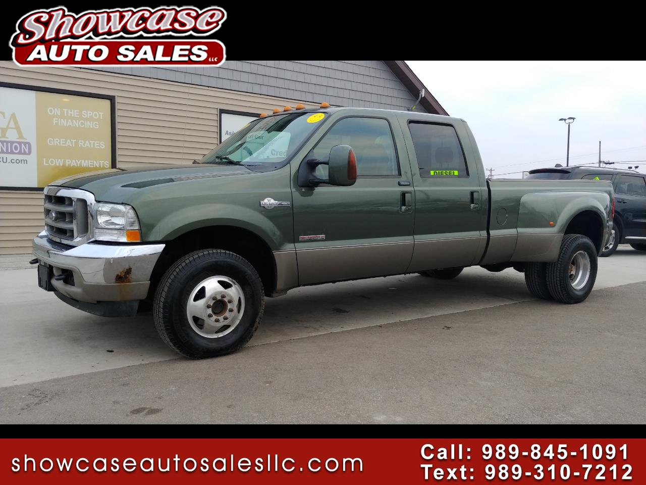 2004 Ford Super Duty F-350 DRW Crew Cab 172