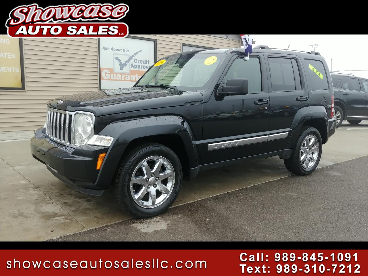 2009 Jeep Liberty 4WD 4dr Limited