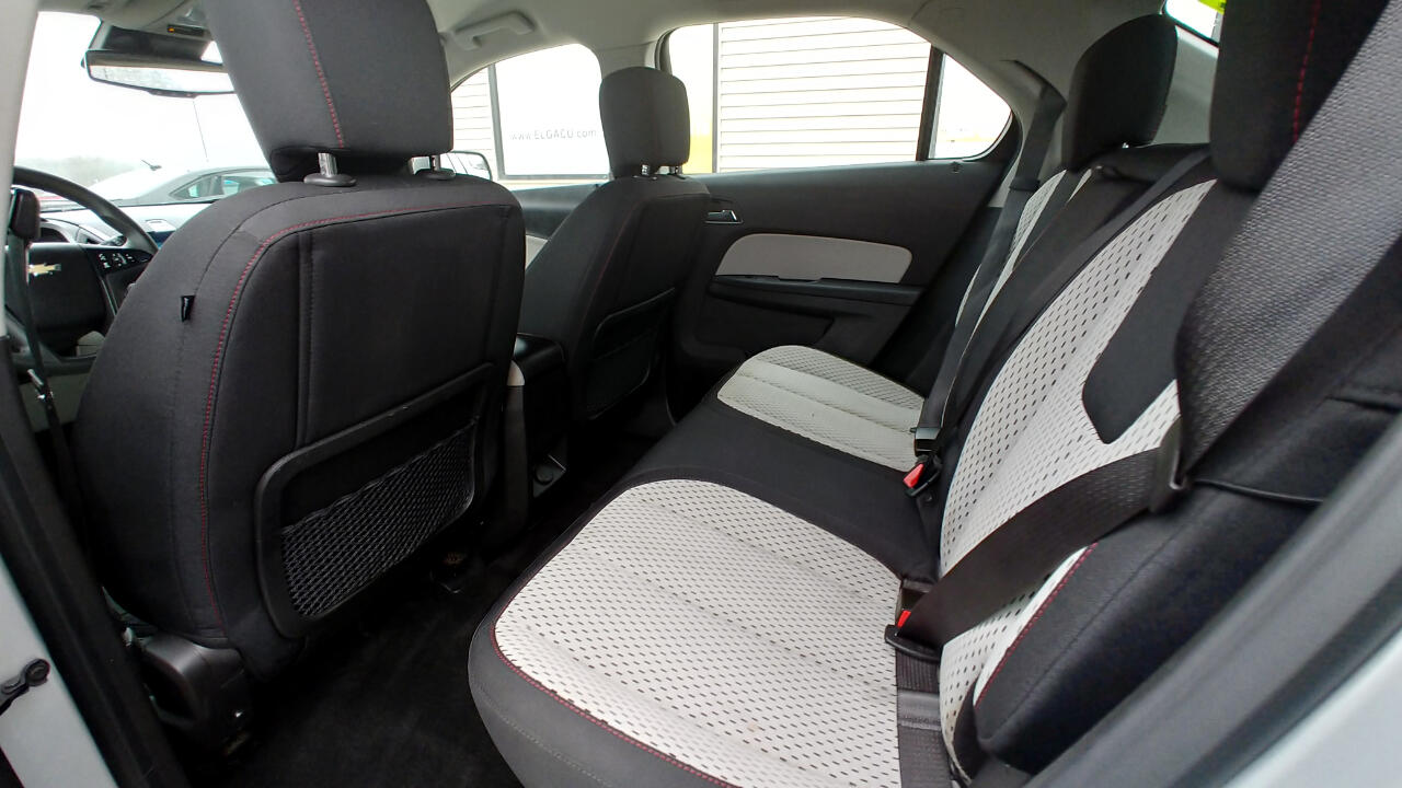 2012 Chevrolet Equinox AWD 4dr LS