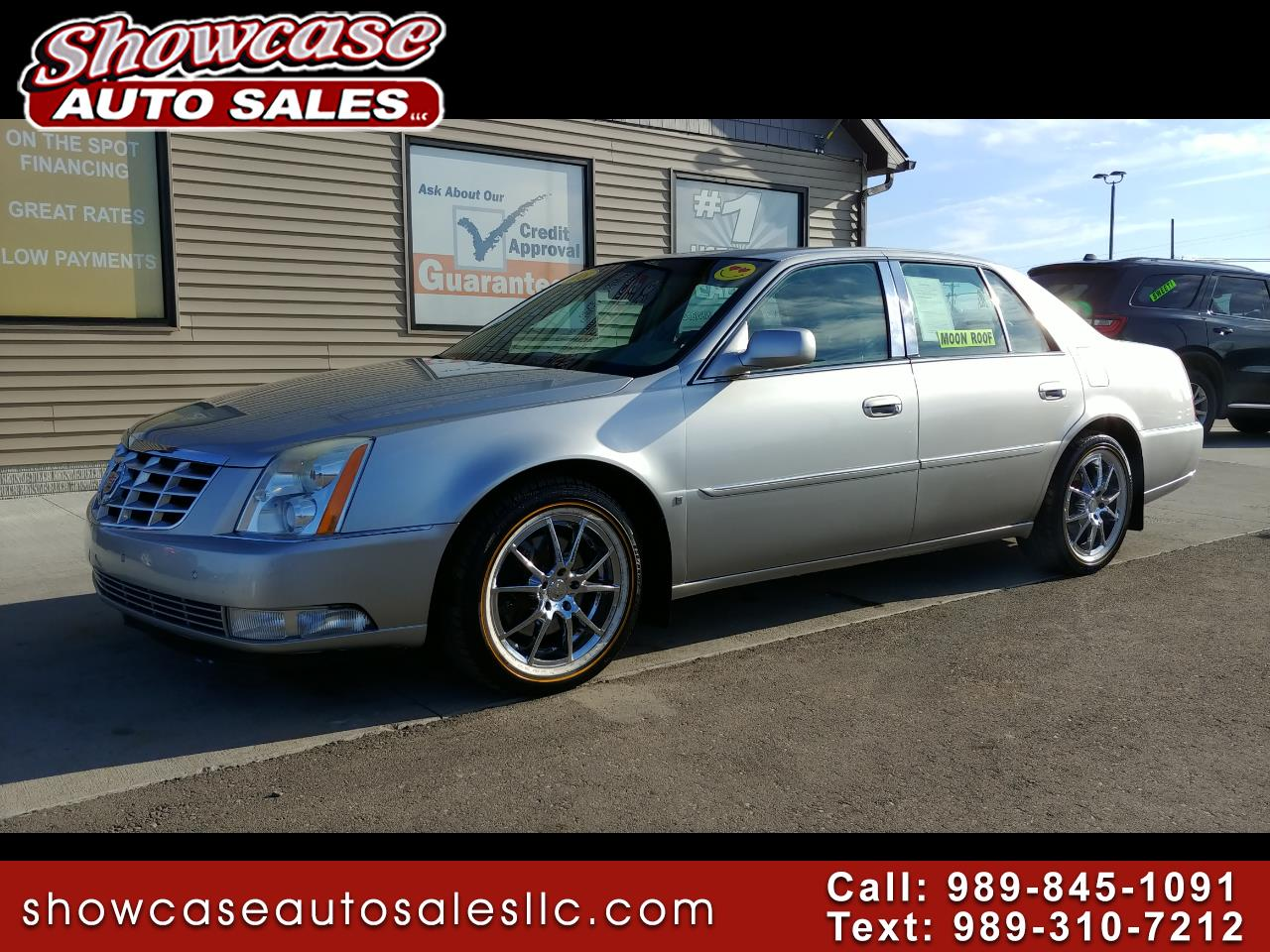 2008 Cadillac DTS 4dr Sdn w/1SD