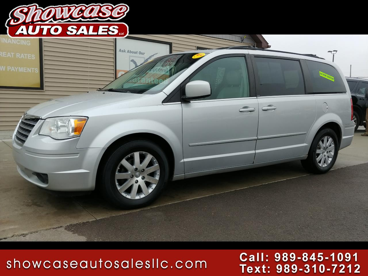 2008 Chrysler Town & Country 4dr Wgn Touring