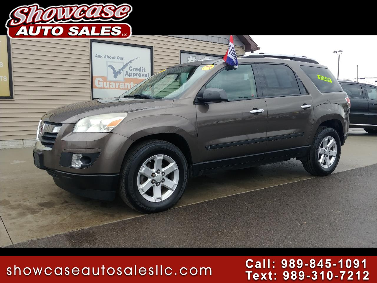 2008 Saturn Outlook FWD 4dr XE