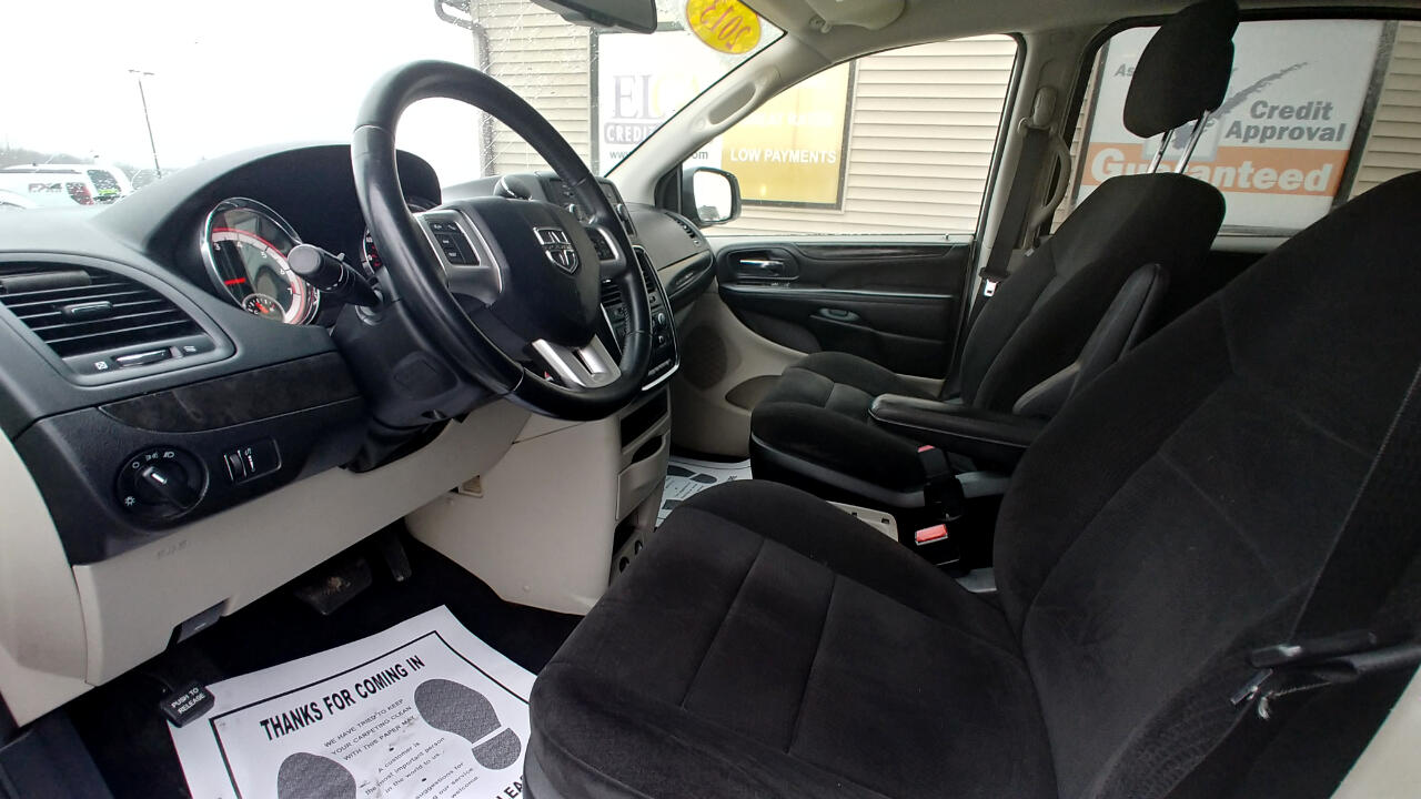 2013 Dodge Grand Caravan 4dr Wgn American Value Pkg