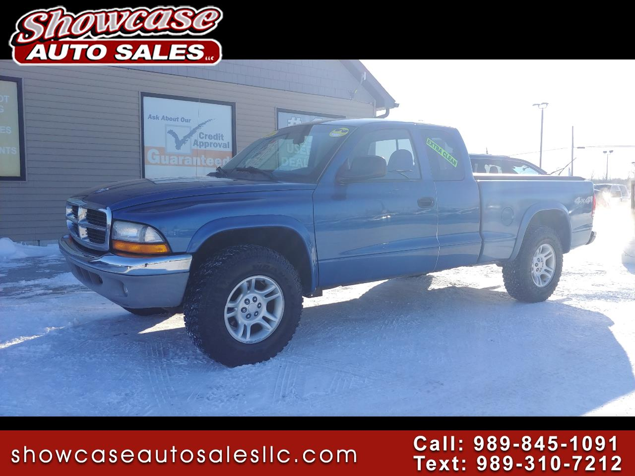 2003 Dodge Dakota 2dr Club Cab 131