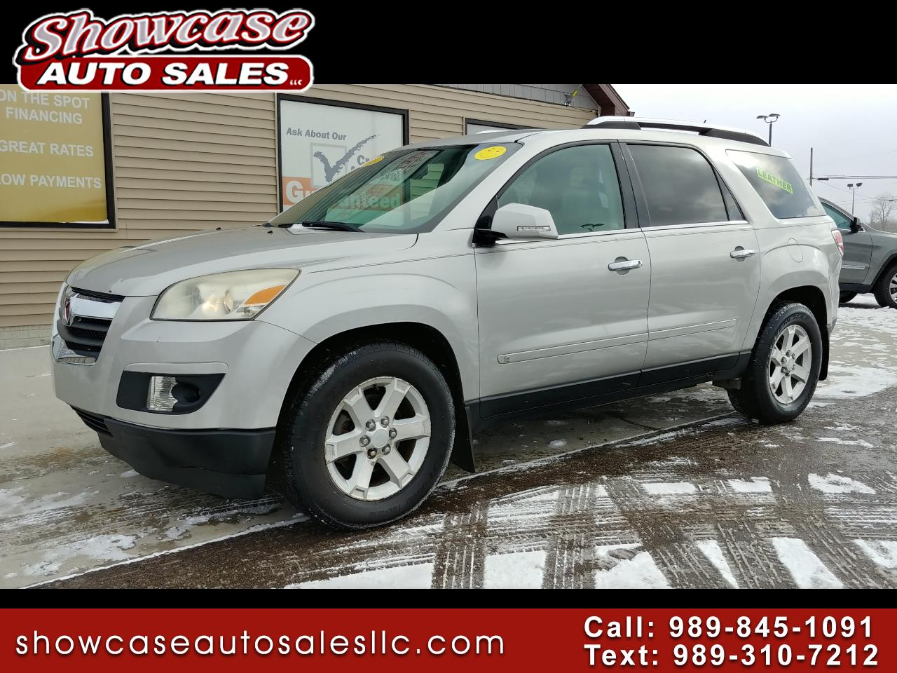 2008 Saturn Outlook AWD 4dr XR