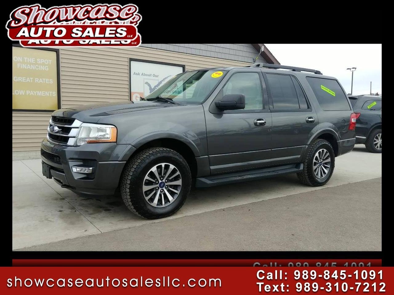 2015 Ford Expedition 4WD 4dr XLT