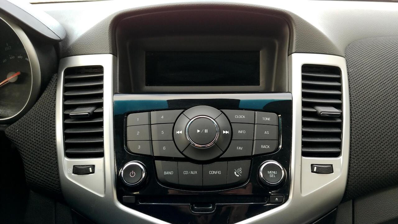 2012 Chevrolet Cruze 4dr Sdn LT w/2LT