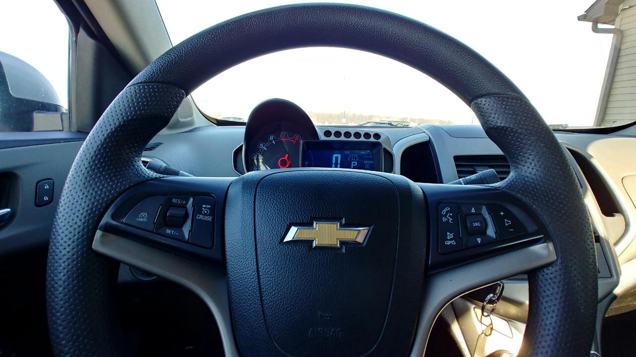 2014 Chevrolet Sonic 4dr Sdn Auto LT