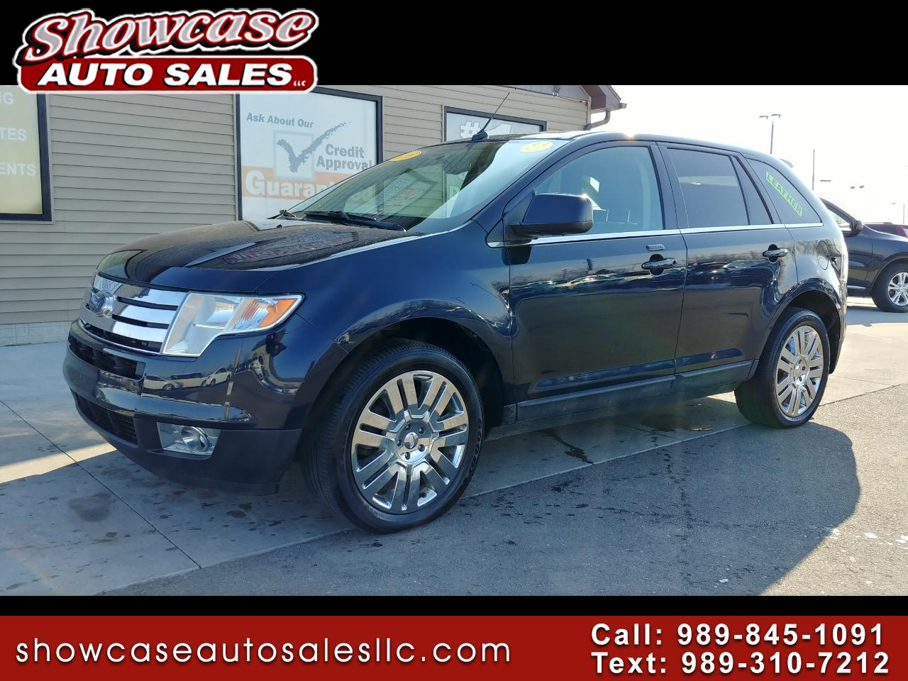 2008 Ford Edge 4dr Limited FWD