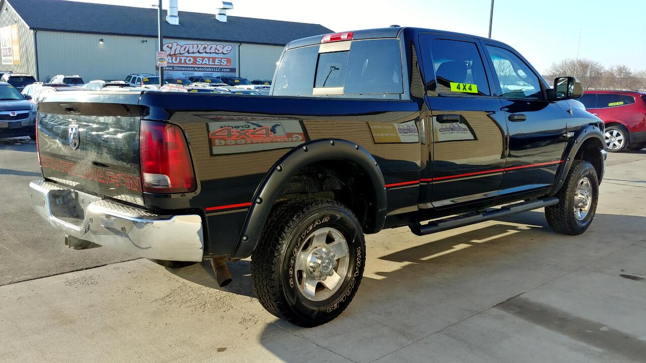 2011 RAM 2500 4WD Crew Cab 149