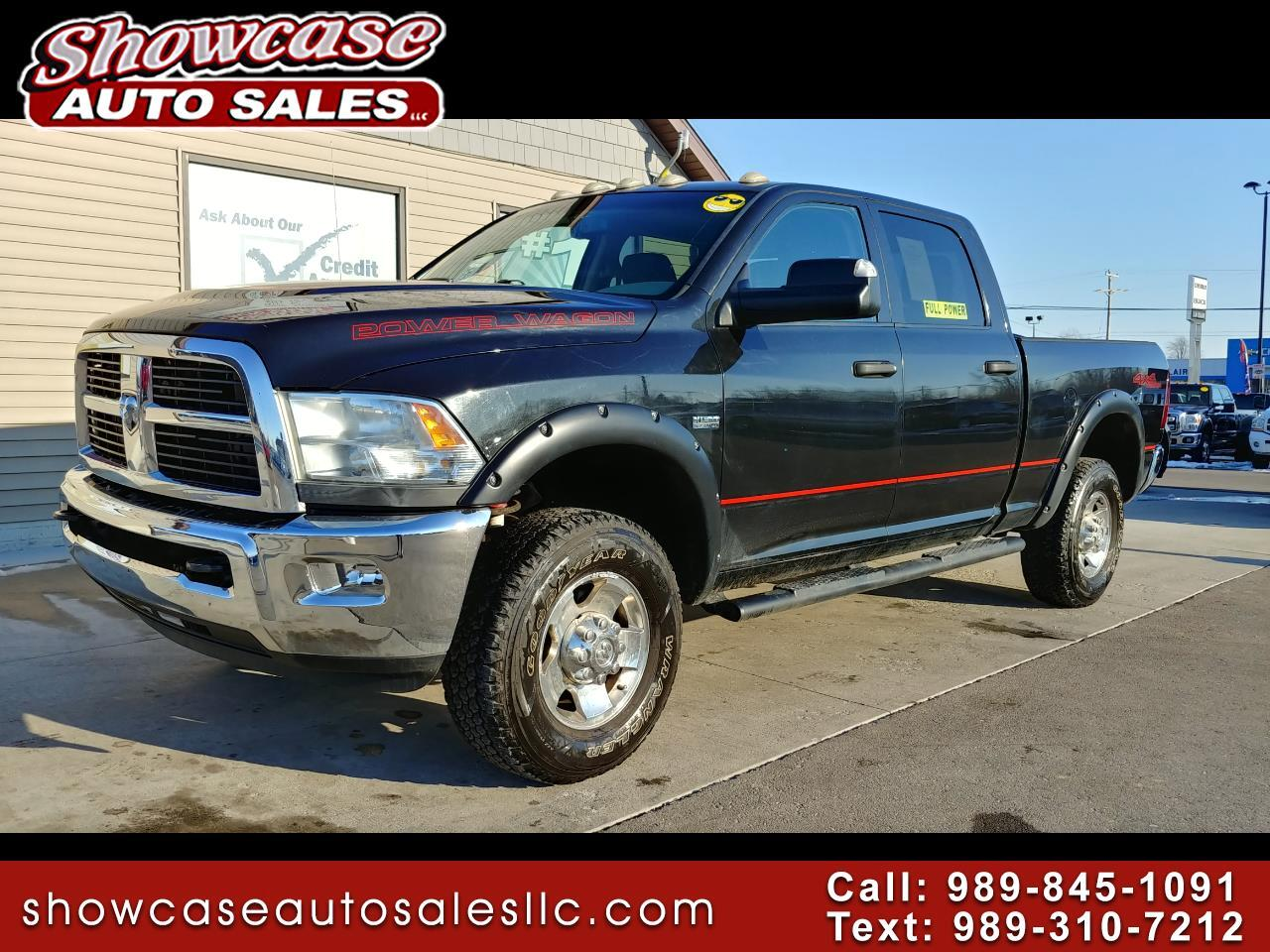 "2011 RAM 2500 4WD Crew Cab 149"" Power Wagon"