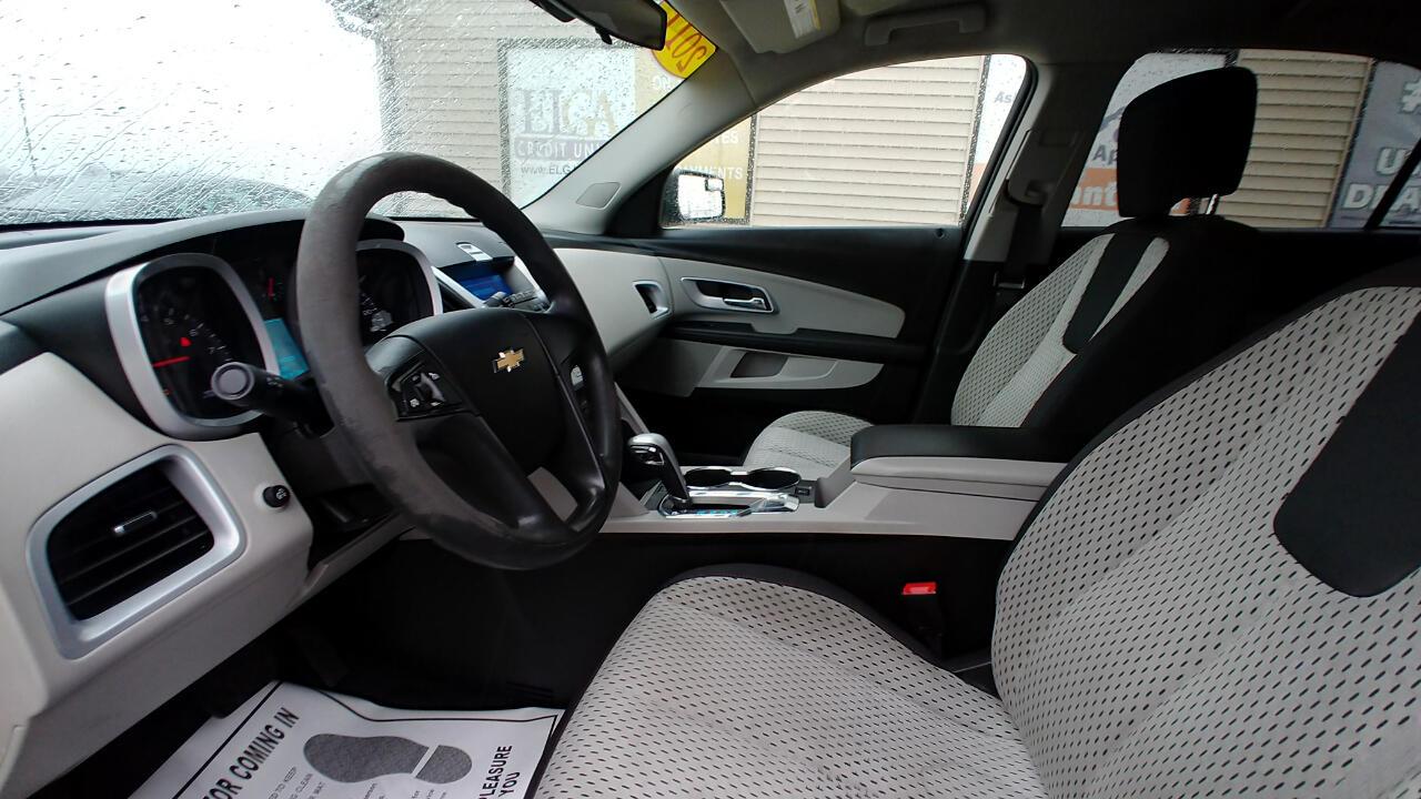 2011 Chevrolet Equinox FWD 4dr LS