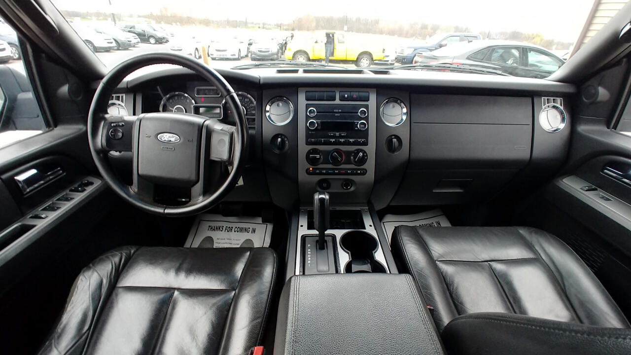 2008 Ford Expedition EL 4WD 4dr XLT