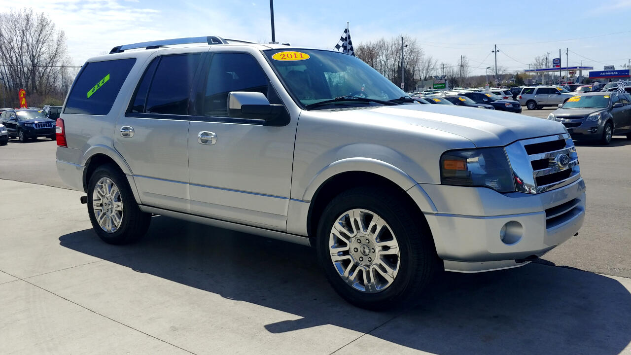 2011 Ford Expedition 4WD 4dr Limited