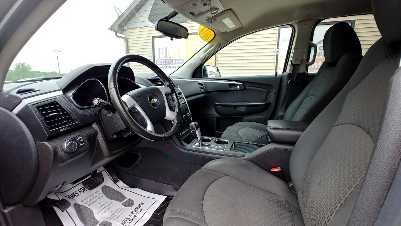 2011 Chevrolet Traverse FWD 4dr LT w/1LT