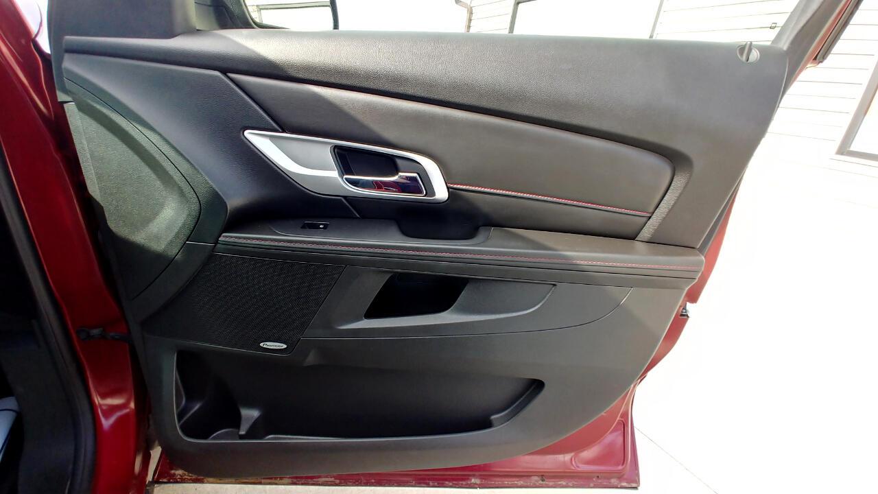 2011 GMC Terrain FWD 4dr SLE-2