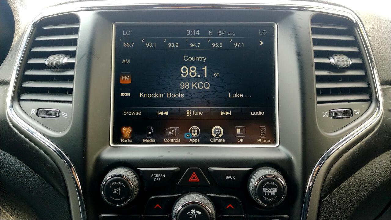 2017 Jeep Grand Cherokee Altitude 4x4