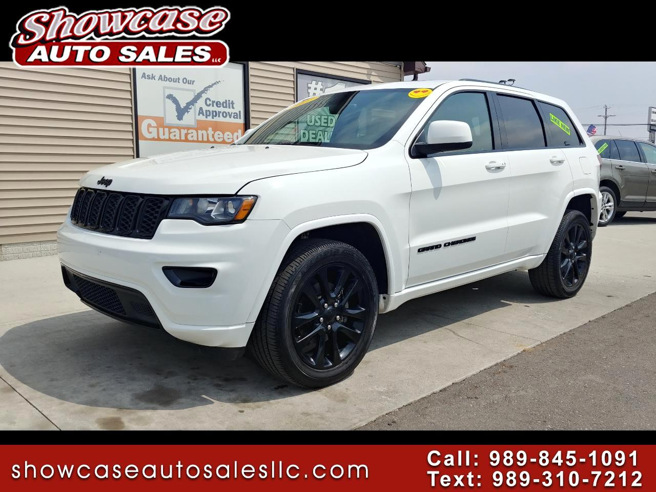 2017 Jeep Grand Cherokee Altitude 4x4