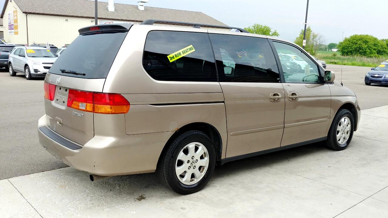 2004 Honda Odyssey 5dr EX-RES w/DVD
