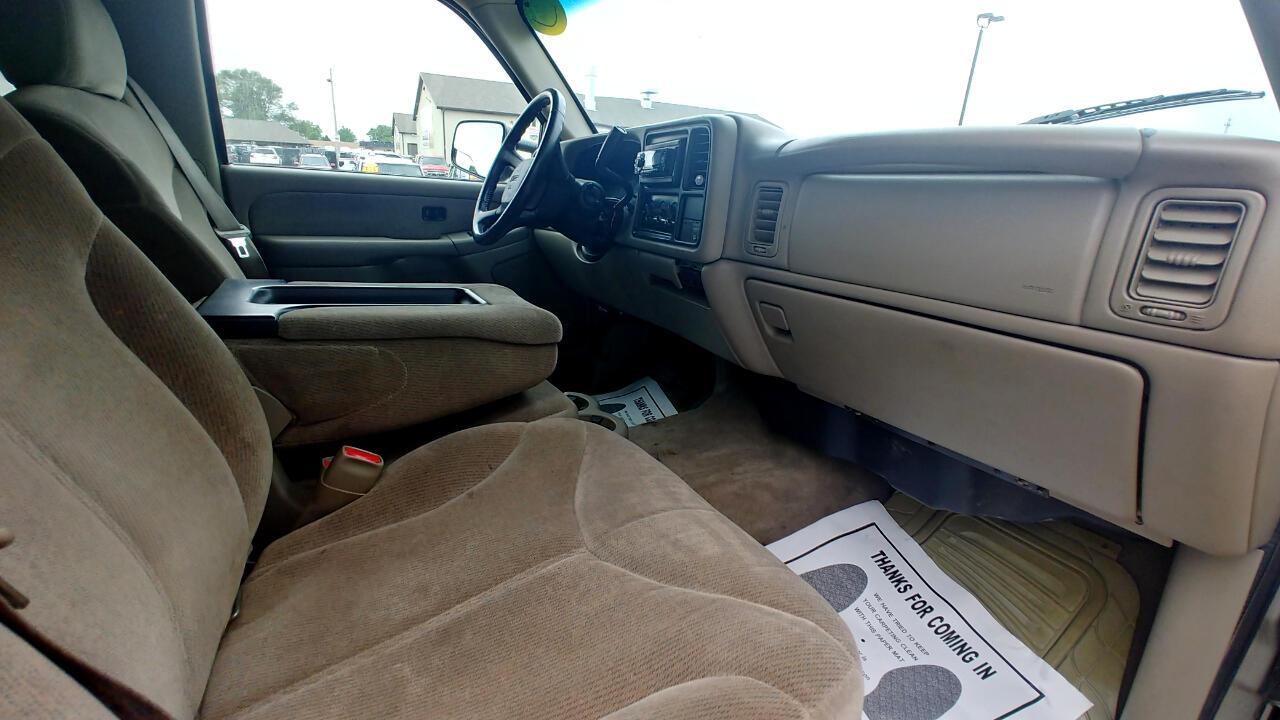 2001 GMC Sierra 2500 Ext Cab 143.5