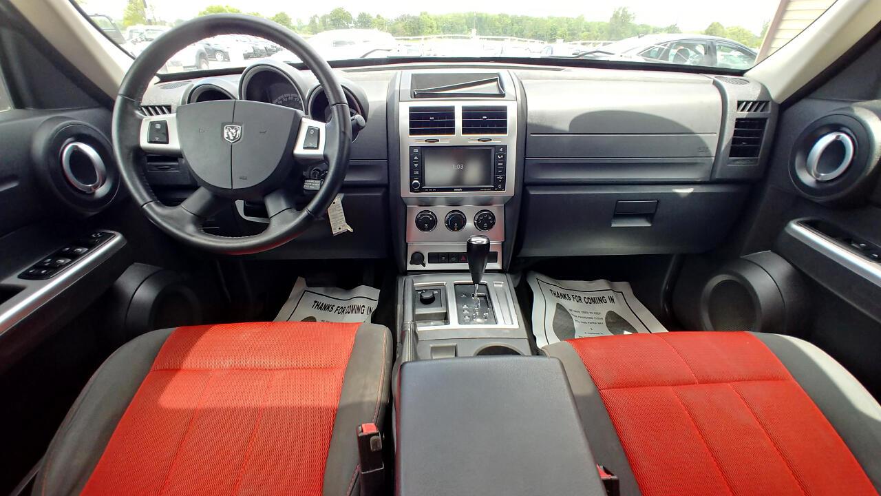 2007 Dodge Nitro 4WD 4dr R/T