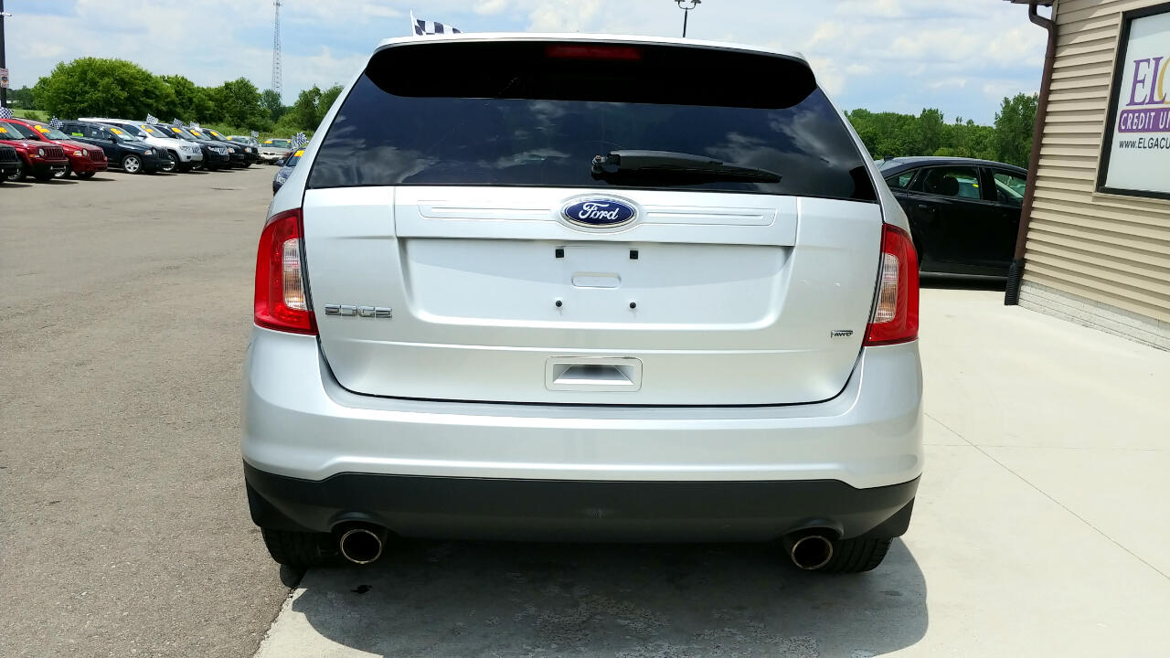 2013 Ford Edge 4dr SE AWD