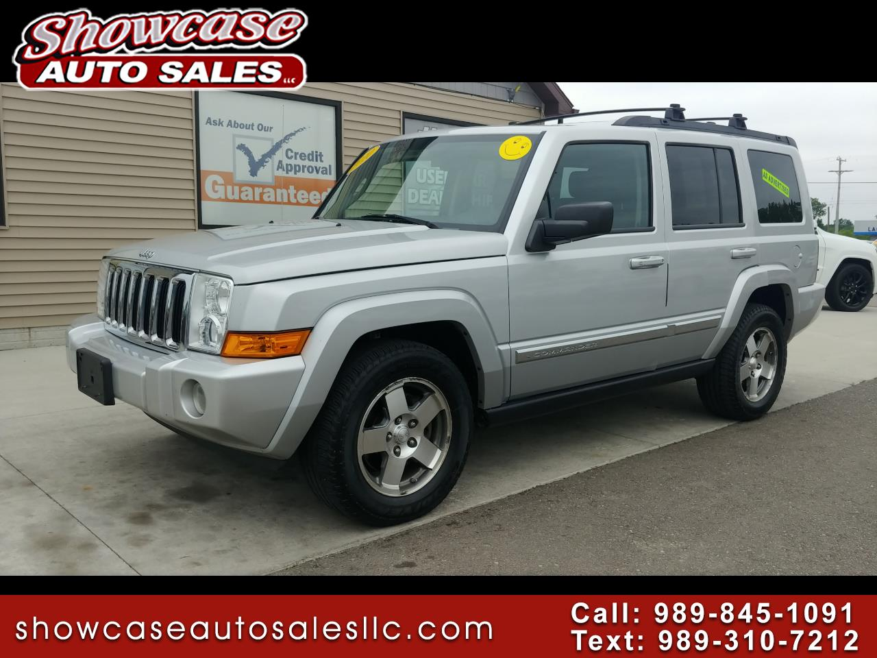 2010 Jeep Commander 4WD 4dr Sport