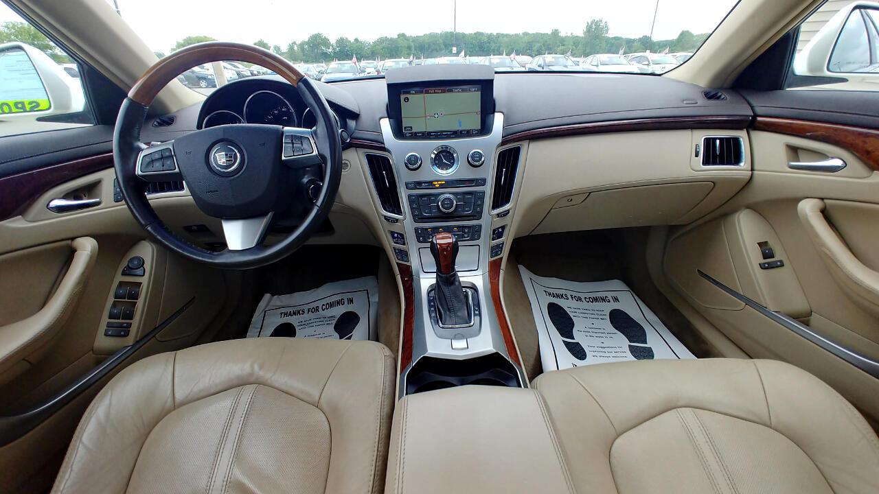 2011 Cadillac CTS Sedan 4dr Sdn 3.6L Premium AWD