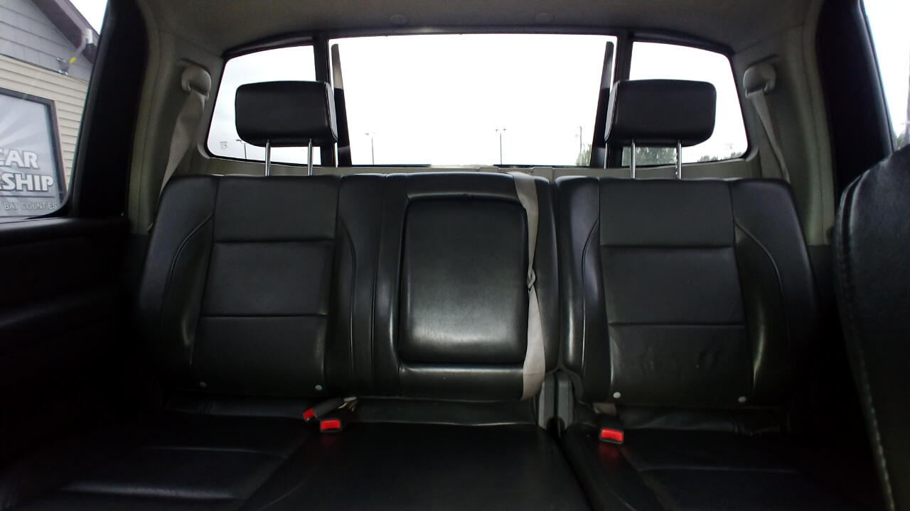 2005 Nissan Titan LE Crew Cab 2WD