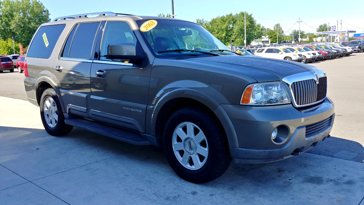 2003 Lincoln Navigator 2WD Ultimate