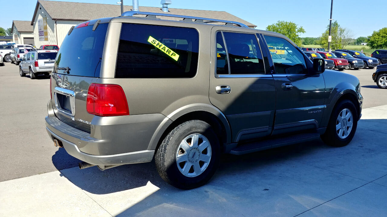 Lincoln Navigator 2WD Ultimate 2003