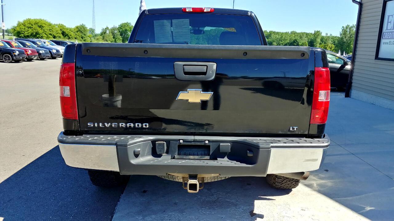 2007 Chevrolet Silverado 1500 2WD Ext Cab 134.0