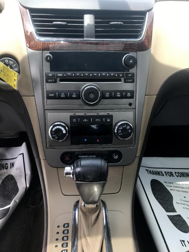 2009 Chevrolet Malibu 4dr Sdn LTZ