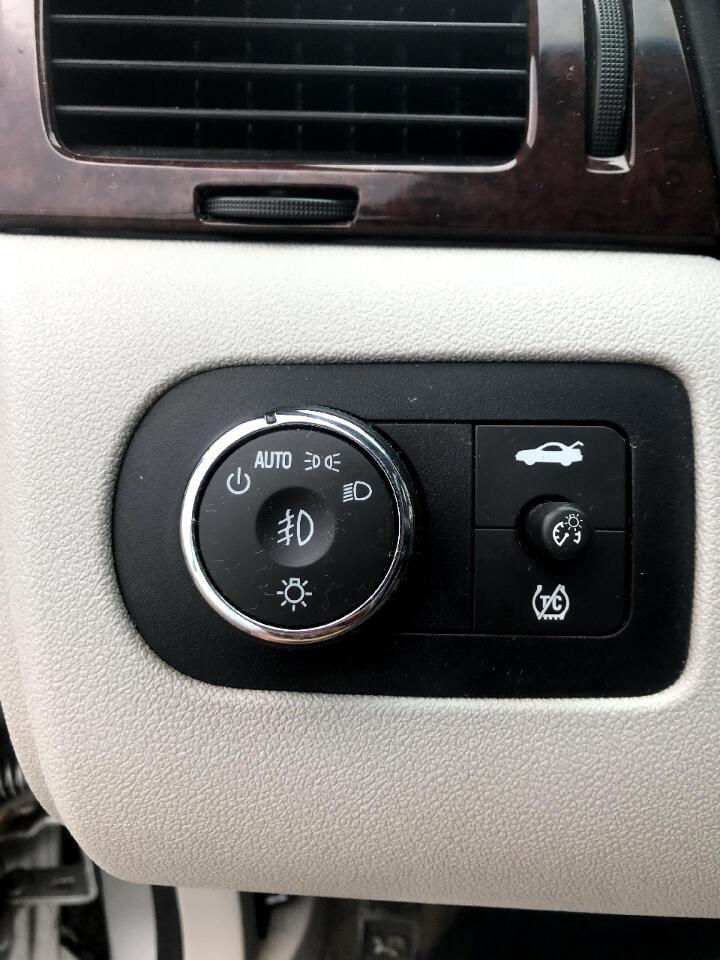 2011 Chevrolet Impala 4dr Sdn LT Fleet