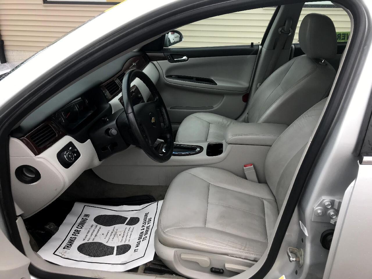 Chevrolet Impala 4dr Sdn LT Fleet 2011
