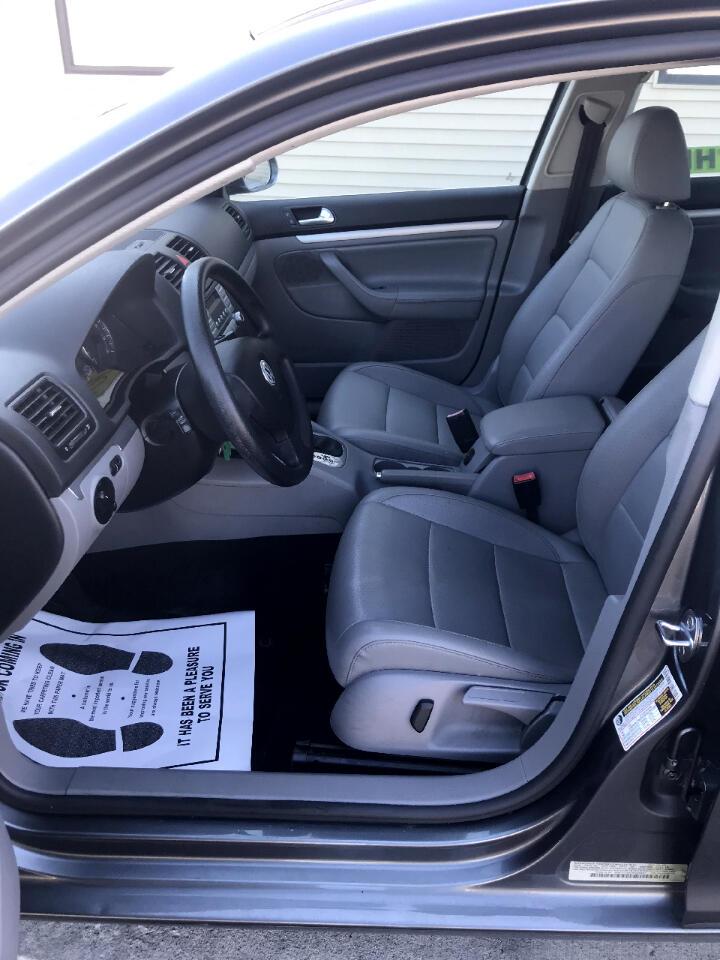 2007 Volkswagen Jetta Sedan 4dr Auto Wolfsburg Edition