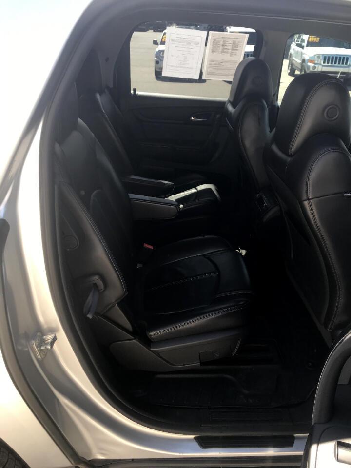 2013 GMC Acadia AWD 4dr SLT w/SLT-1