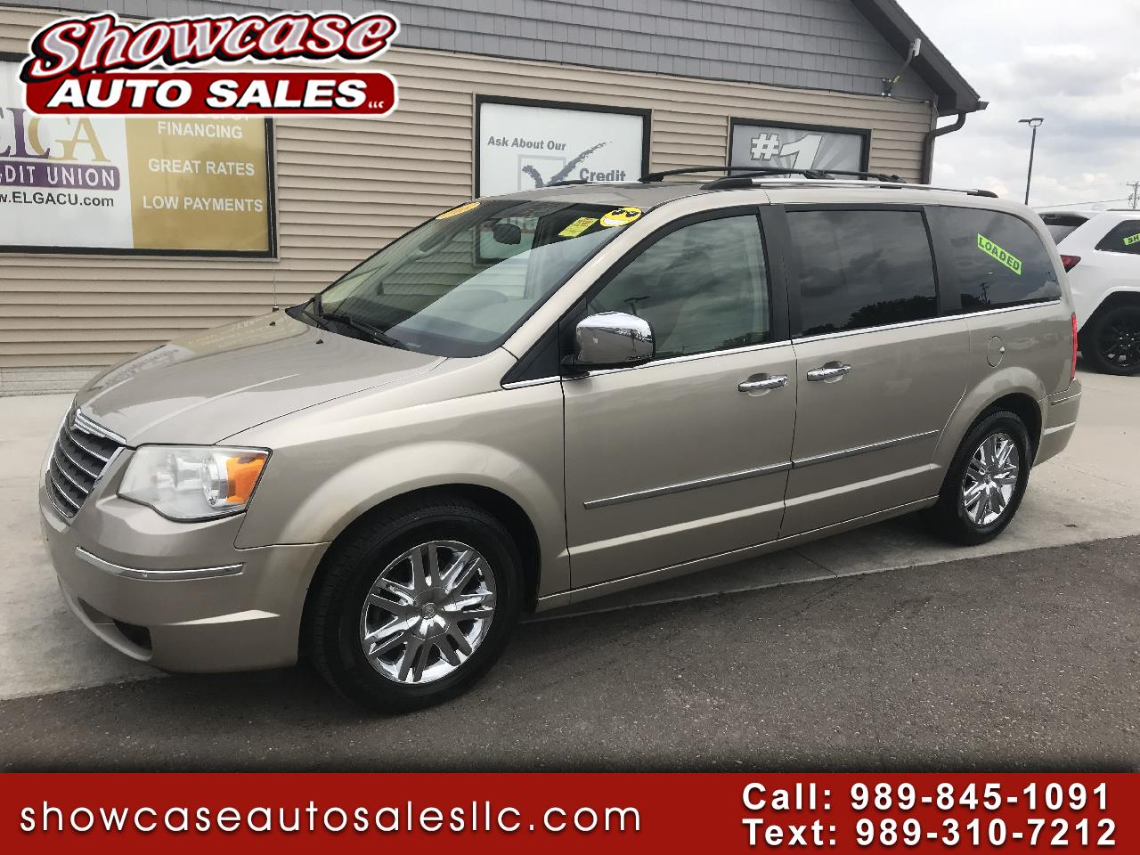 2008 Chrysler Town & Country 4dr Wgn Limited