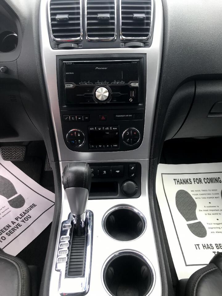 2009 GMC Acadia FWD 4dr SLT1